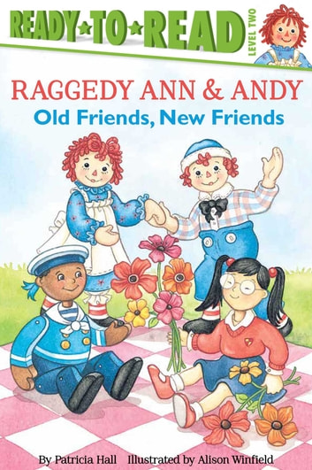Old Friends, New Friends - with audio recording ebook by Patricia Hall