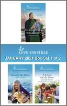 Harlequin Love Inspired January 2021 - Box Set 1 of 2 - An Anthology ebook by Vannetta Chapman, Carrie Lighte, Deb Kastner,...