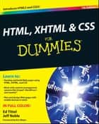 HTML, XHTML and CSS For Dummies ebook by Ed Tittel, Jeff Noble