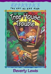 Tree House Trouble (Cul-de-sac Kids Book #16) ebook by Beverly Lewis