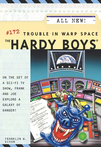Trouble in Warp Space eBook by Franklin W. Dixon