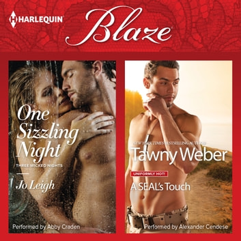 One Sizzling Night & A SEAL's Touch audiobook by Jo Leigh,Tawny Weber