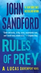 Rules of Prey eBook by John Sandford