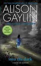 Into the Dark - A Novel of Suspense ebook by Alison Gaylin