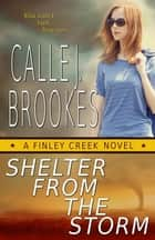 Shelter from the Storm - Finley Creek, #2 ebook by Calle J. Brookes