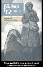 Feminist Review - Issue 44: Nationalisms and National Identities ebook by