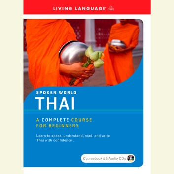 Spoken World: Thai audiobook by Living Language