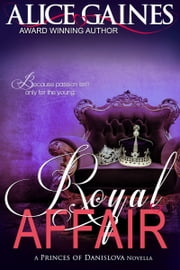 Royal Affair ebook by Alice Gaines