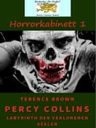 Percy Collins - Labyrinth der verlorenen Seelen ebook by Terence Brown