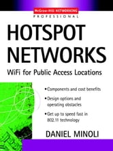 Hotspot Networks ebook by Minoli, Daniel