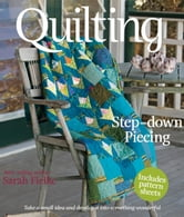 Quilting: Step-down Piecing ebook by Sarah Fielke