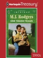 One Tough Texan ebook by M. J. Rodgers
