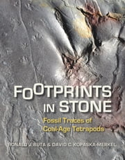 Footprints in Stone - Fossil Traces of Coal-Age Tetrapods ebook by Ronald J. Buta,David C. Kopaska-Merkel,Dana J. Ehret