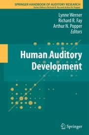 Human Auditory Development ebook by