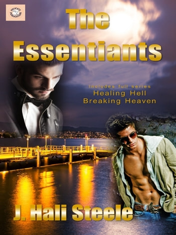 The Essentiants ebook by J. Hali Steele