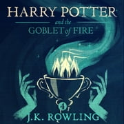 Harry Potter and the Goblet of Fire audiobook by J.K. Rowling