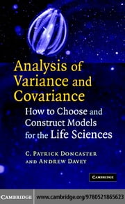 Analysis of Variance and Covariance ebook by Doncaster,C. Patrick