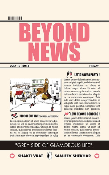 BEYOND NEWS ebook by Sanjeev Shekhar & Shakti Vrat