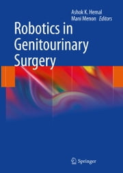 Robotics in Genitourinary Surgery ebook by