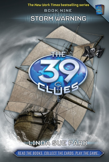 The 39 Clues #9 - Storm Warning ebook by Linda Sue Park