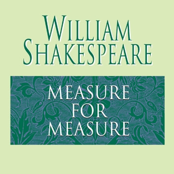 Measure for Measure audiobook by William Shakespeare