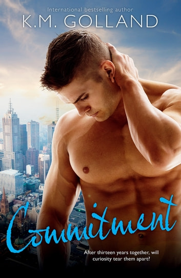 Commitment ebook by K.m. Golland