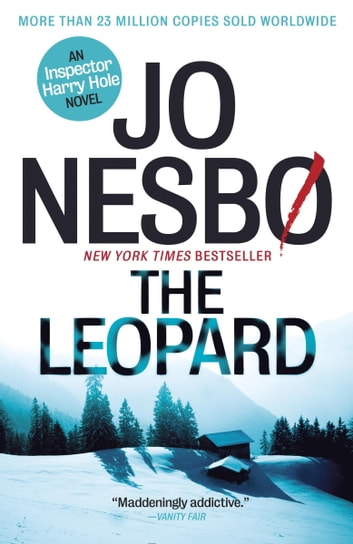 The Leopard - A Harry Hole Novel (8) ebook by Jo Nesbo