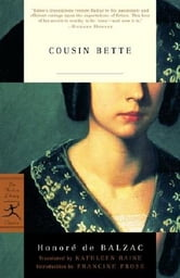 Cousin Betty ebook by Honoré de Balzac