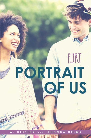 Portrait of Us ebook by A. Destiny,Rhonda Helms