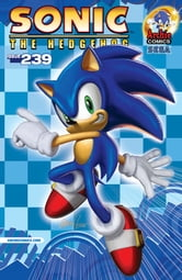 Sonic the Hedgehog #239 ebook by Greg Horn,Ian Flynn,Jamal Peppers,Terry Austin