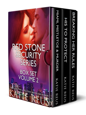 Red Stone Security Series Box Set - Volume 2 電子書 by Katie Reus