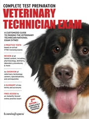 Veterinary Technician Exam ebook by Learning Express Llc