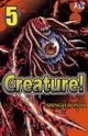 Creature! - Volume 5 ebook by Shingo Honda
