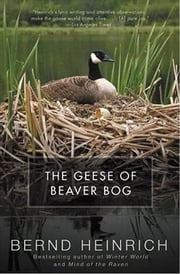 The Geese of Beaver Bog ebook by Bernd Heinrich