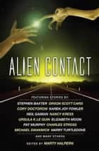 Alien Contact ebook by Marty Halpern