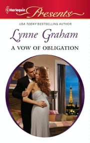 A Vow of Obligation ebook by Lynne Graham