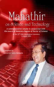 Mahathir on Science and Technology 1st Edition ebook by USM