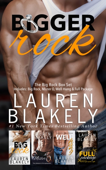Bigger Rock ebook by Lauren Blakely