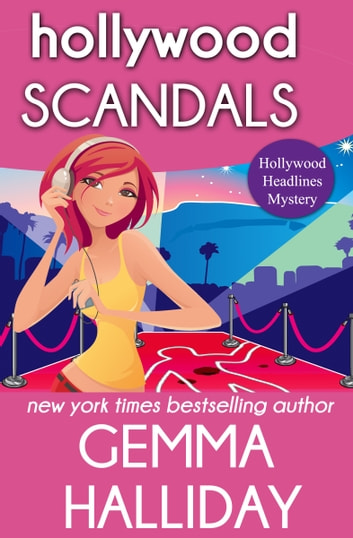 Hollywood Scandals ebook by Gemma Halliday