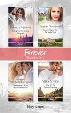 Forever Box Set 1-4 May 2020/Falling for His Unlikely Cinderella/Second Chance for the Single Mum/Redemption of the Maverick Millionaire/Baby o ebook by Rebecca Winters, Michelle Douglas, Sophie Pembroke,...