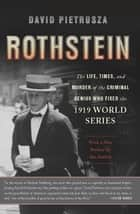 Rothstein ebook by David Pietrusza