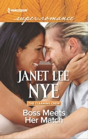 Boss Meets Her Match ebook by Janet Lee Nye