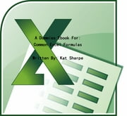 A Dummies Ebook For: Common Excel Formulas ebook by Kat Sharpe