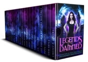 Legends of the Damned ebook by Lindsey R. Loucks, Erin Hayes, Pippa DaCosta,...