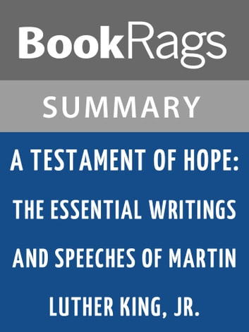 A testament of hope the essential writings and speeches of martin a testament of hope the essential writings and speeches of martin luther king jr fandeluxe Image collections