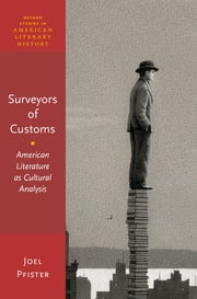 Surveyors of Customs - American Literature as Cultural Analysis ebook by Joel Pfister