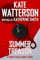 Summer Treason - A Danny Haase Mystery eBook by Kate Watterson