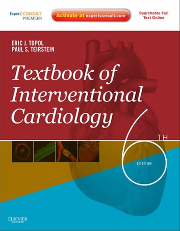 Textbook of interventional cardiology e book ebook by eric j topol textbook of interventional cardiology e book ebook by eric j topol md fandeluxe Gallery