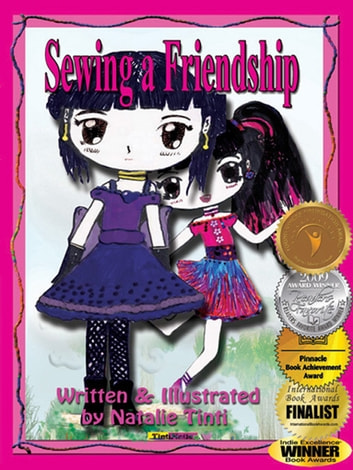 Sewing a Friendship ebook by Natalie Tinti