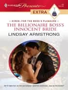 The Billionaire Boss's Innocent Bride ebook by Lindsay Armstrong